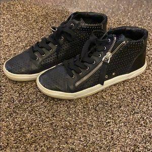 Dolce Vita Black Women's Shoes Size 7.5